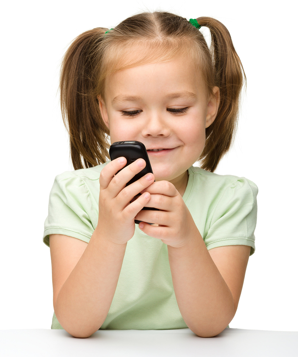 Child-Cell-Phone