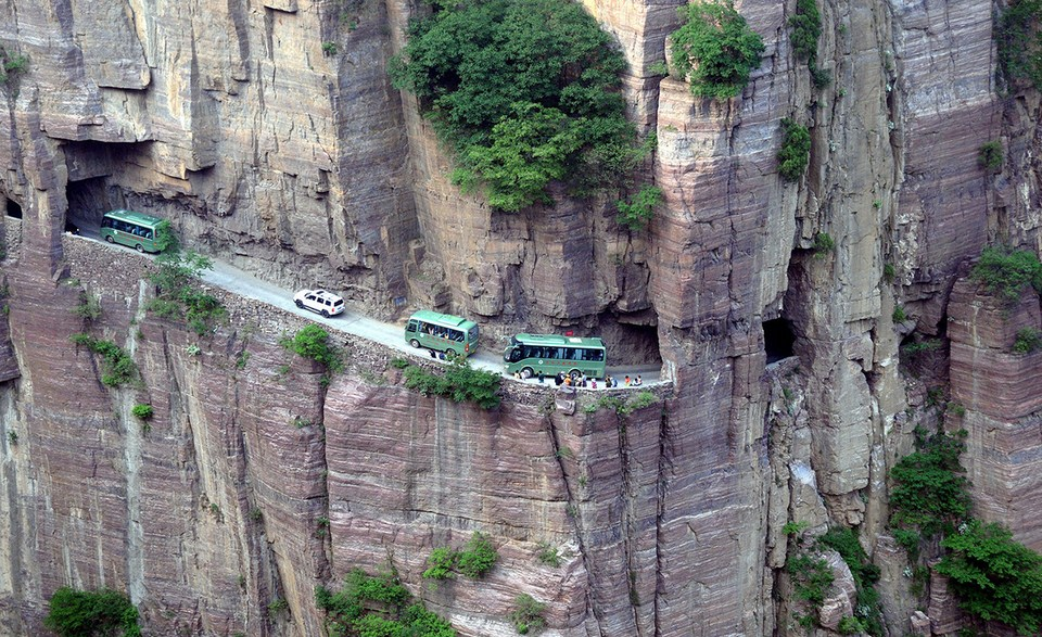 Guoliang Tunnel Road 2